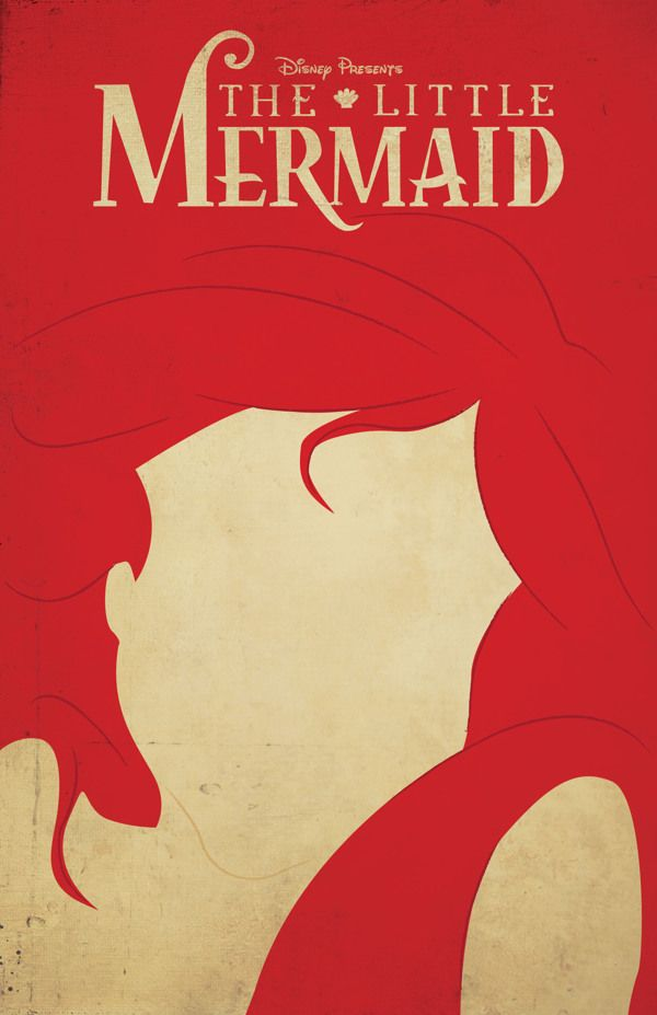 Disney Minimalist Posters on Behance