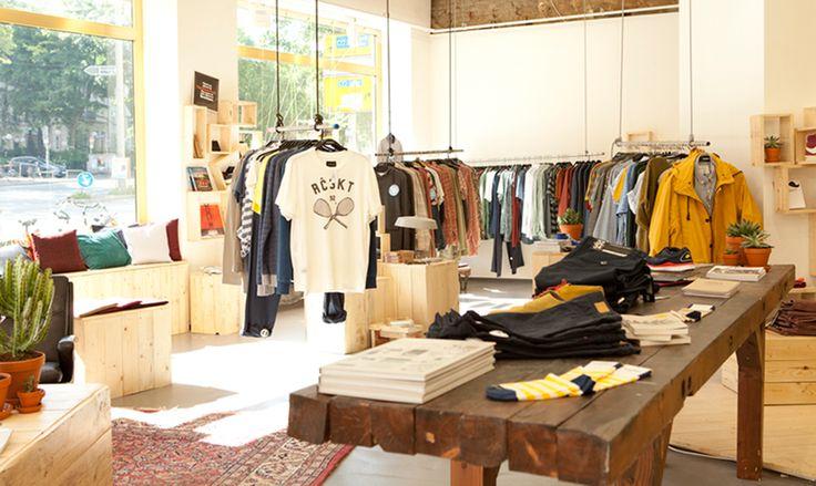 KAUF DICH GLÜCKLICH - shop opening in the Schanzenviertel of Hamburg