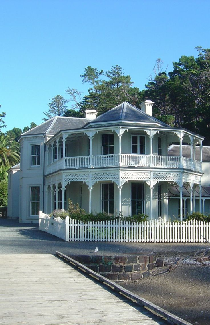 Mansion House, Kawau Island, Auckland, New Zealand
