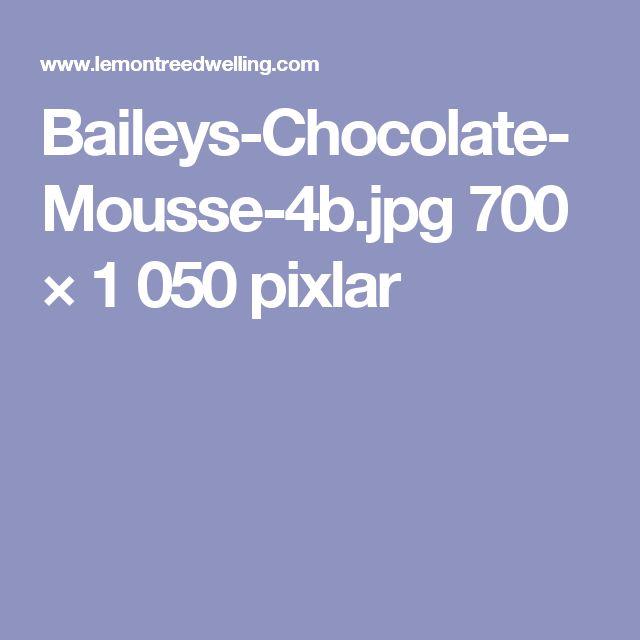 Baileys-Chocolate-Mousse-4b.jpg 700 × 1050 pixlar