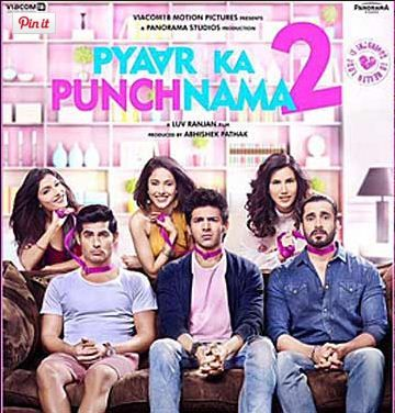Pyaar Ka Punchnama 2 is a bollywood romantic comedy movie of 2015. From visit button you can easily download Pyaar Ka Punchnama 2  movie free, Pyaar Ka Punchnama 2  movie download, Pyaar Ka Punchnama 2 full movie download, Pyaar Ka Punchnama 2  movie download utorrent, Pyaar Ka Punchnama 2 movie torrent download,