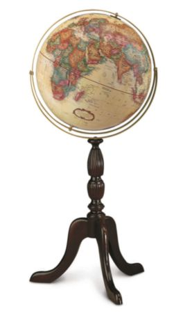 Cambridge English   Walmart.ca---probably can find something like this cheaper somewhere else but, I love the idea of a globe...