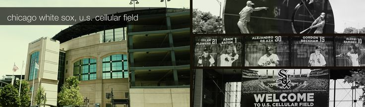 US Cellular Field - home of the Chicago White Sox in the south side of town.