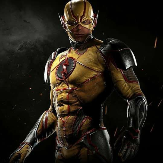 Reverse Flash, Injustice 2