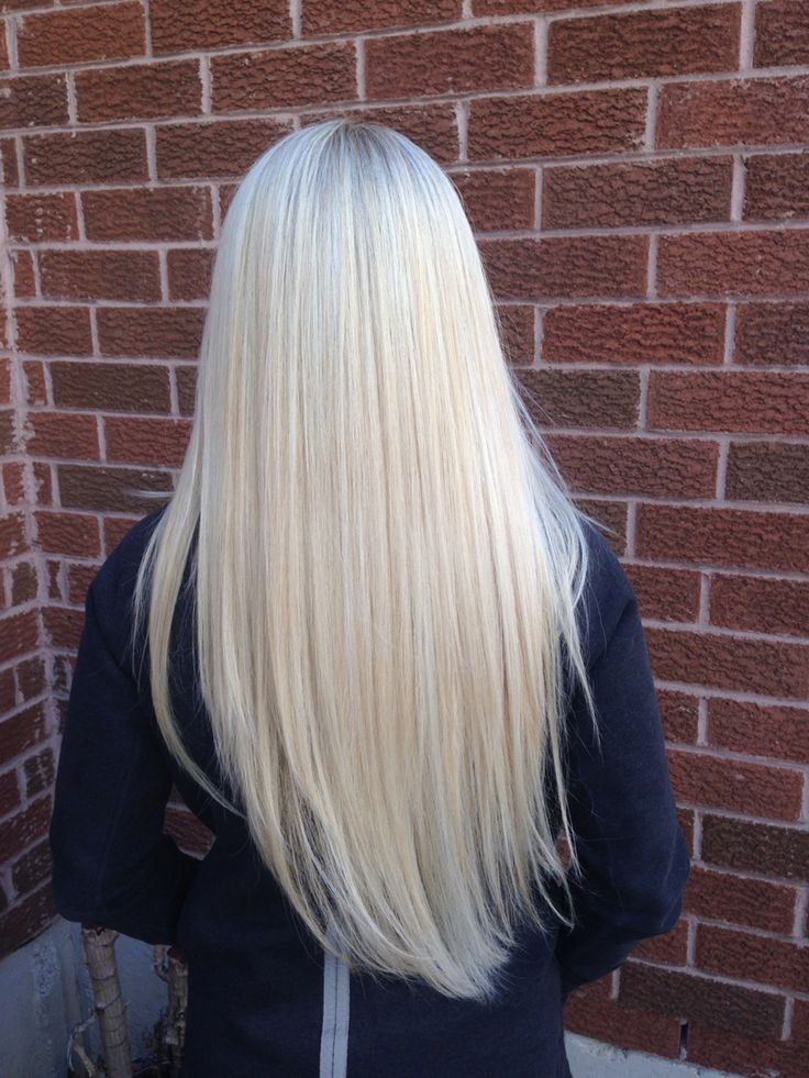 17 Best Images About Hair On Pinterest Bright Blonde