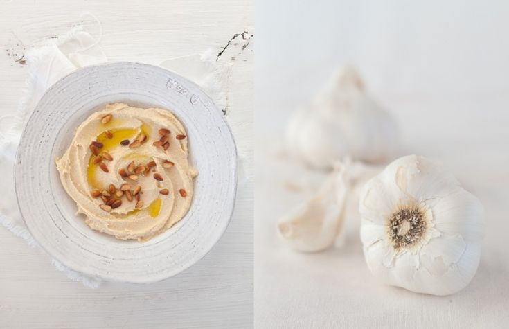 Yotam Ottolenghi and Sami Tamimi's Basic Hummus Recipe from Some Kitchen Stories