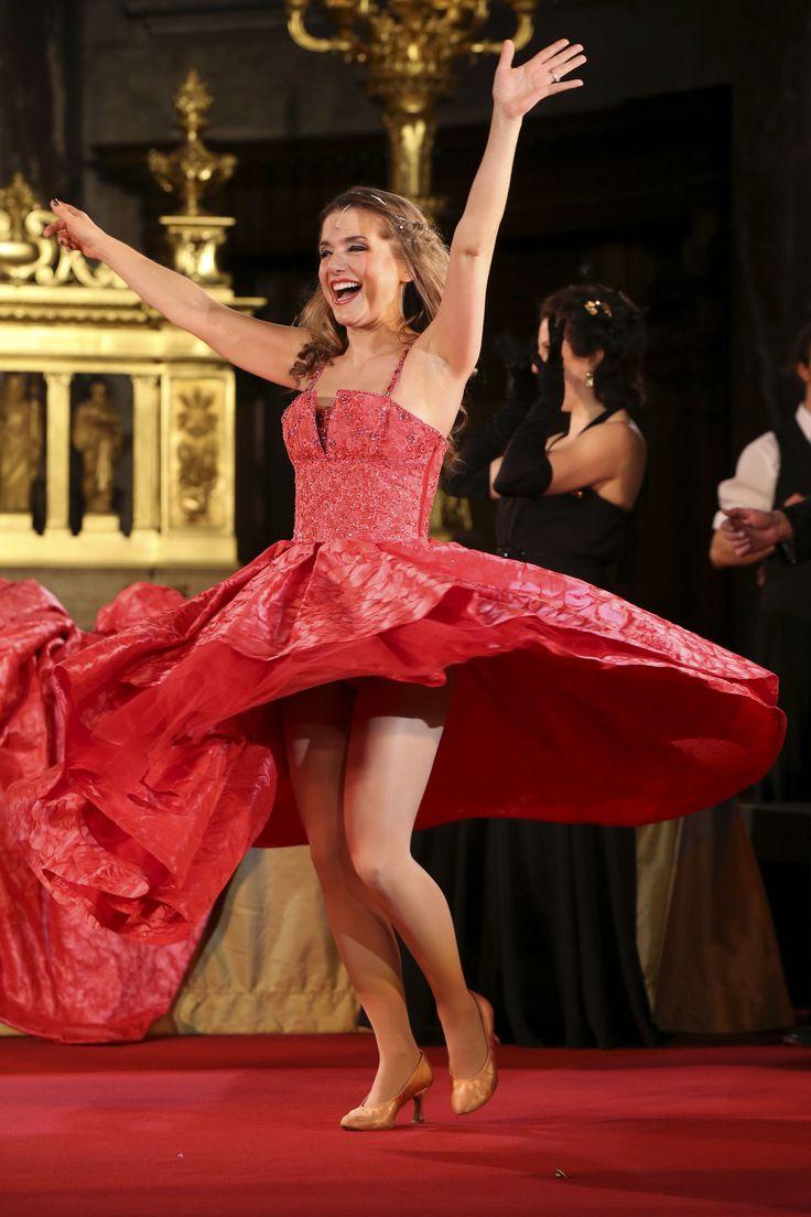 Jeanette Biedermann  Celebrity in Dress  Jeanette