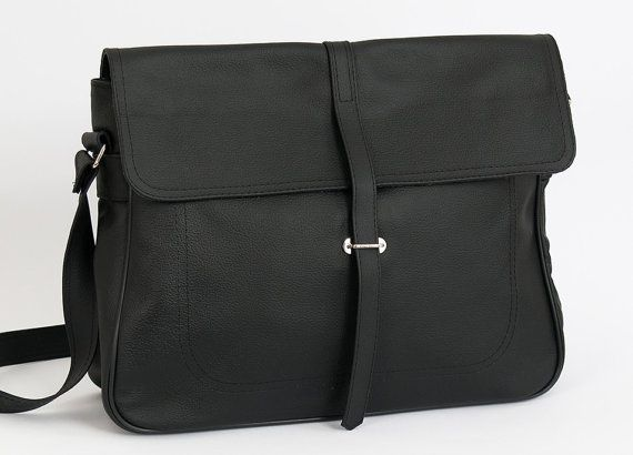 Crossbody Leather Bag  LEATHER BRIEFCASE Bag  Leather