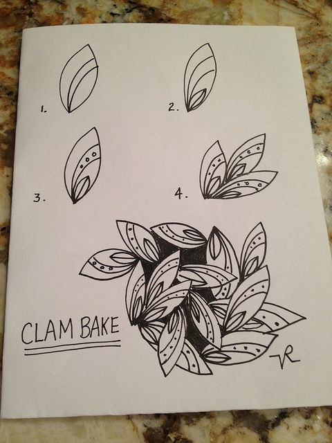 Clam Bake by JustDoodlin, via Flickr