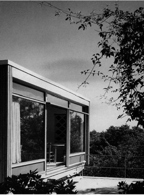 arne jacobsen… siesby house, copenhagen, 1959