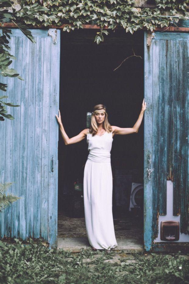 Epouse moi cocotte - Lorafolk - Robes de mariee - Collection 2015 - Ensemble Cesar
