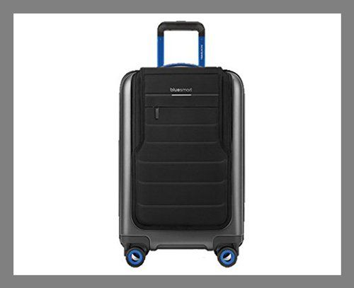 The smart carry-on