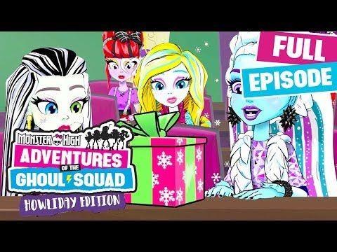 Monster High Adventures Of The Ghoul Squad Season 7 Episode