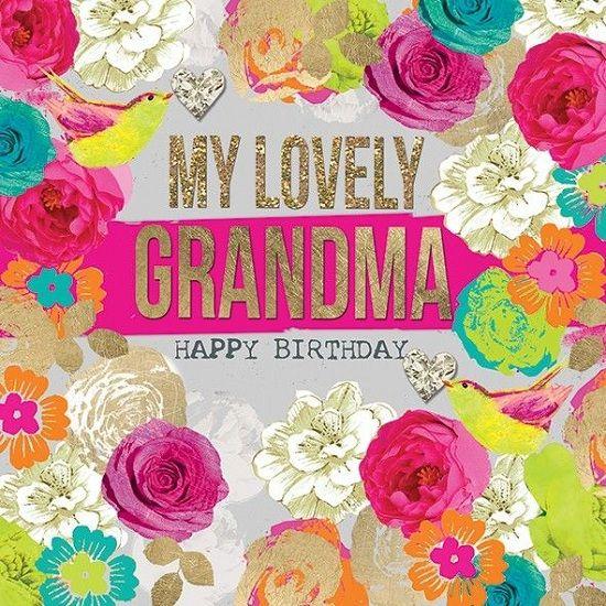 25+ Best Ideas About Happy Birthday Grandma On Pinterest