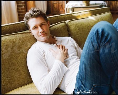 Matthew Morrison, Glee