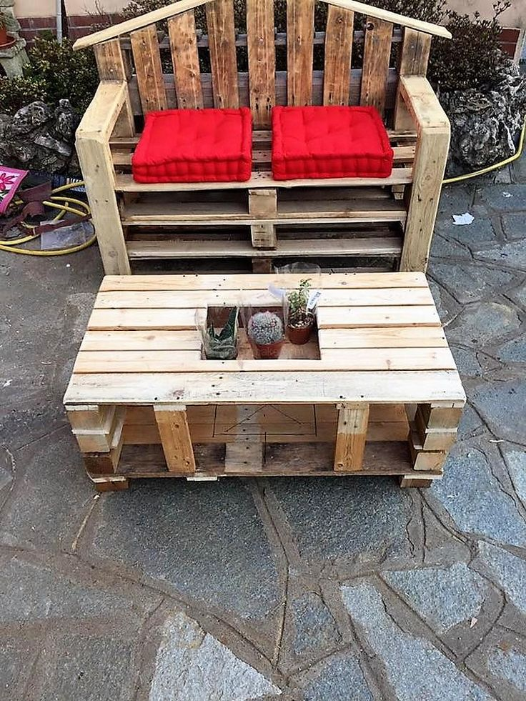 Best Innovative Ways To Make Use Of Pallets Wood