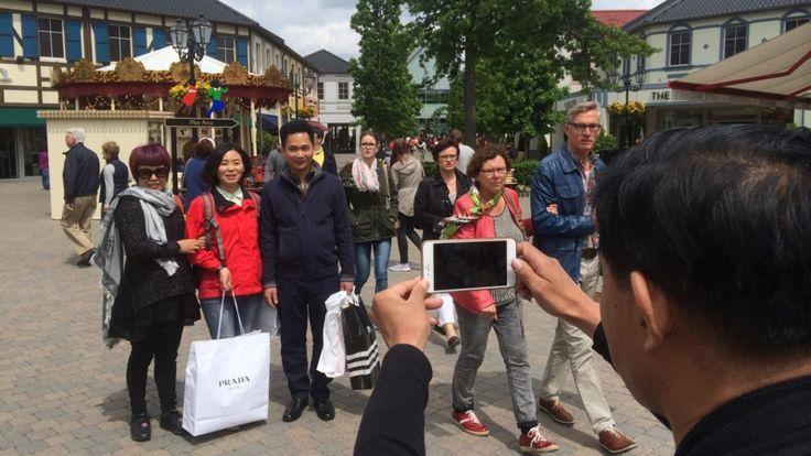 Еще один китайский супербосс отправил сотрудников на отдых в Европу