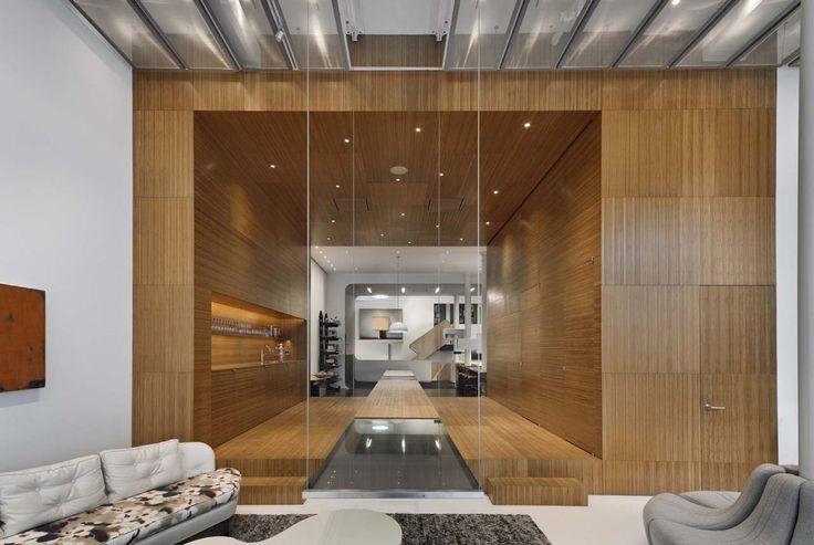 A loft in New York