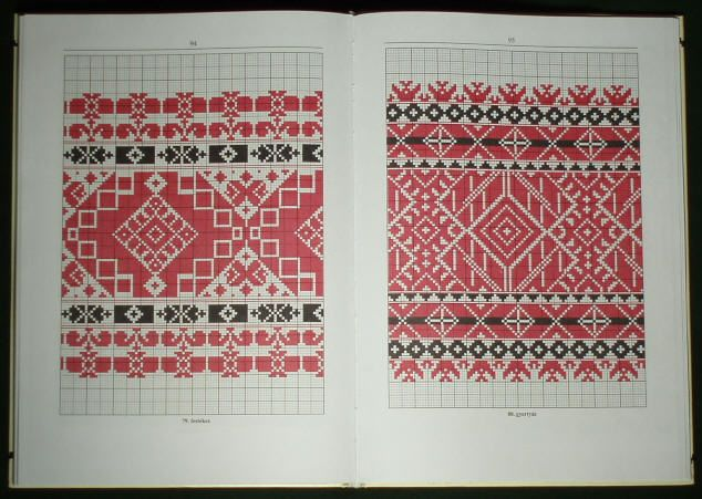 RARE Book Romanian Szekely Folk Textile Ethnic Weaving Patterns Design Hungarian | eBay