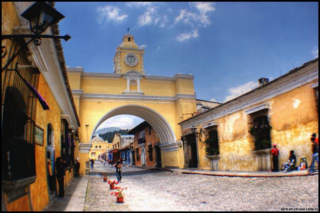 """La Calle del Arco"" / ""Arch Street"" | Flickr - Photo Sharing!"