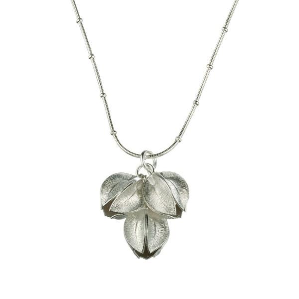 Kalevala Koru / Kalevala Jewelry / Snow Flower pendant design Marja Suna