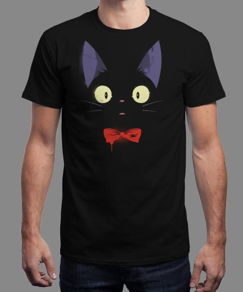 """""""JiJiFiti"""" is today's £8/€10/$12 tee for 24 hours only on www.Qwertee.com Pin this for a chance to win a FREE TEE this weekend. Follow us on pinterest.com/qwertee for a second! Thanks:)"""