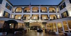 Montecito Inn, Montecito, California *honeymoon*