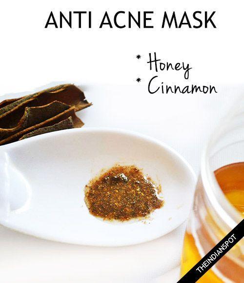 Honey Cinnamon Anti Acne MaskCarrie Lee Dykes