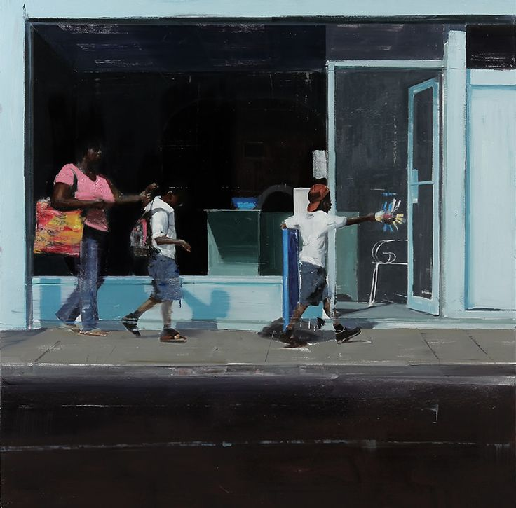 Brett Amory — Twenty-Four in London