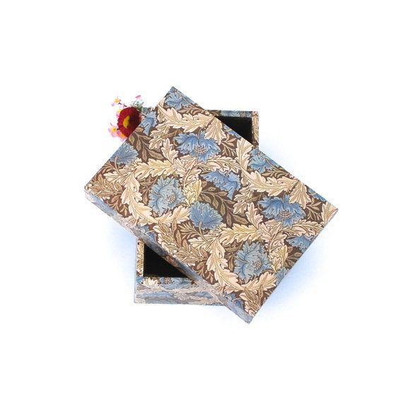 Box storage flowers jewelry box handmade gift box gift von Arsunica