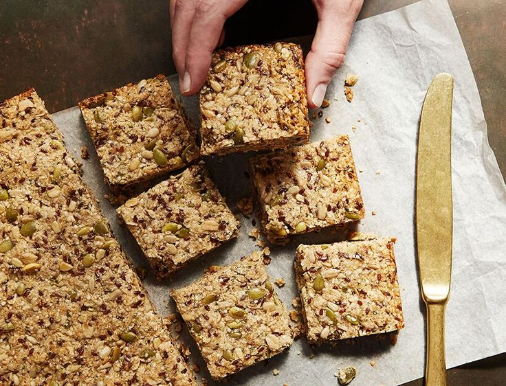 Granola bars are a perfect morning or afternoon snack, but so many of the ones on the market are full of sugar and not much else. These seed bars are gluten-free, packed full of antioxidants …