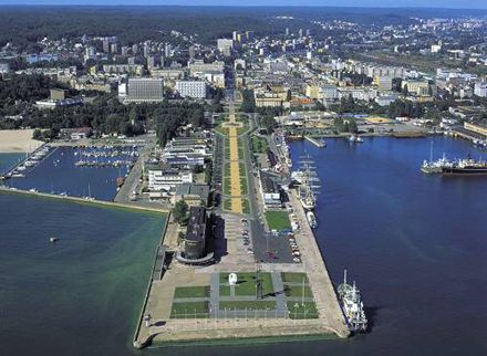 Poland, Gdynia, European Cetacean Society meeting