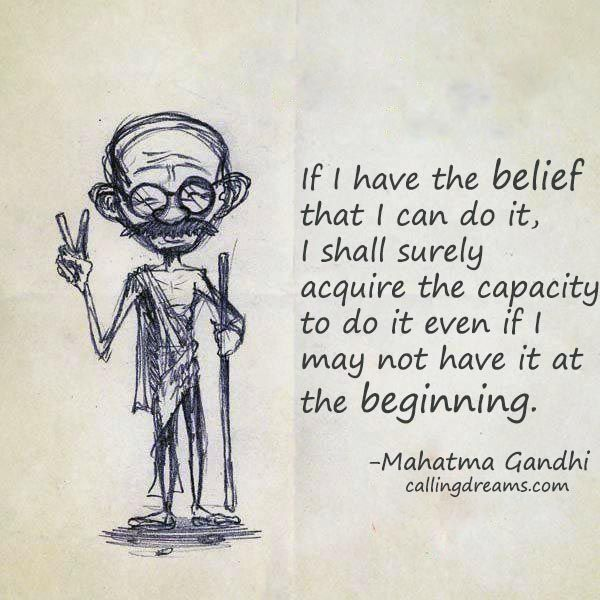 Inspirational Mahatma Gandhi Quotes To Live By