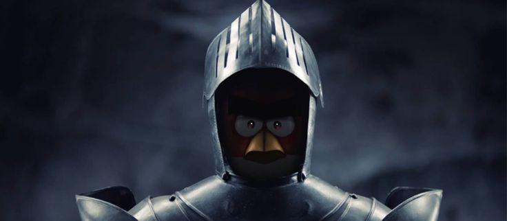 Orta Çağ Temalı Angry Birds Oyunu Geliyor