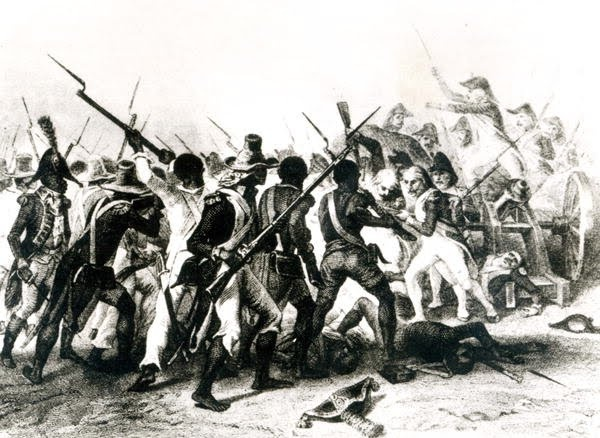 On this day in 1803, the Battle of Vertières, the last major battle of the Haitian Revolution, was fought between Haitian rebels and French expeditionary forces. The battle was a victory for the rebels, under the command of Jean Jacques Dessalines, and led to the establishment of the Republic of Haiti, the first black republic in the Western Hemisphere, two months later.