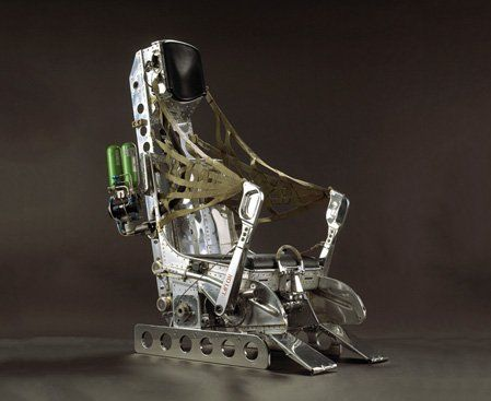 Ejection seat for sale e.g. Lockheed F-104 Starfighter ejection seats
