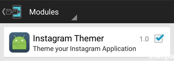 Cara Ganti Tema di Instagram