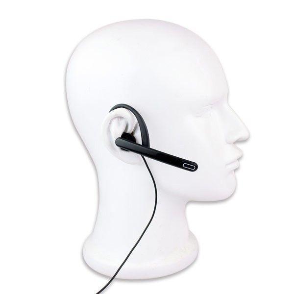 2 핀 귀 바 이어폰 마이크 PTT 헤드셋 보풍 라디오 UV-5R 777 888 초 WOUXUN HYT PUXING 라디오