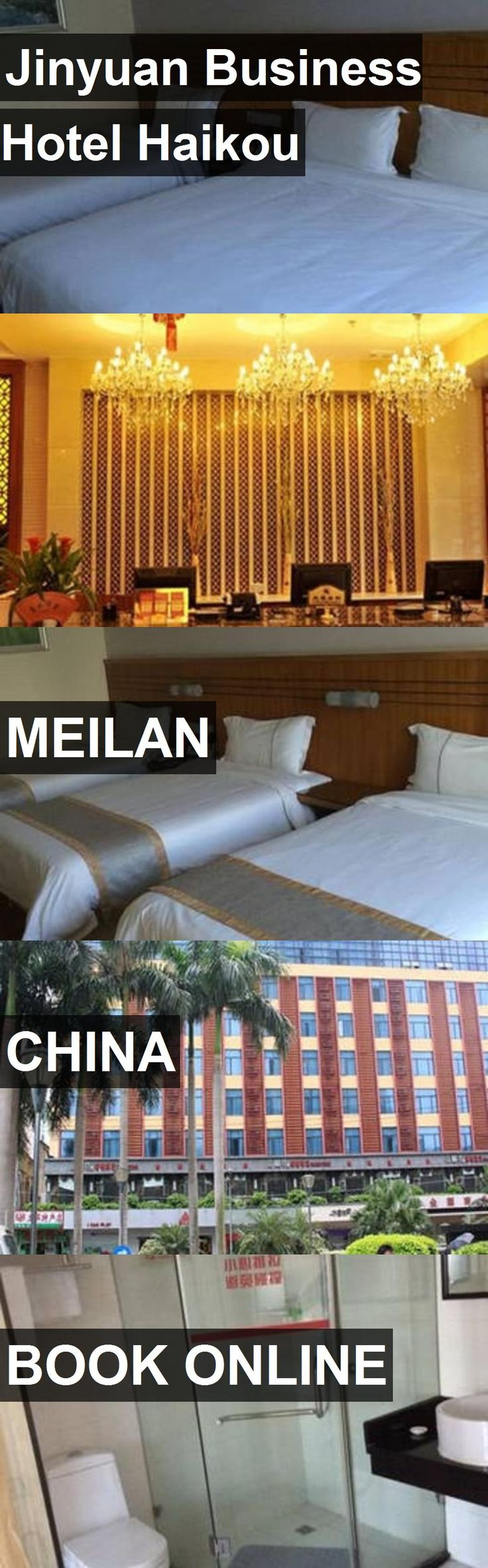 Jinyuan Business Hotel Haikou in Meilan, China. For more information, photos, reviews and best prices please follow the link. #China #Meilan #travel #vacation #hotel