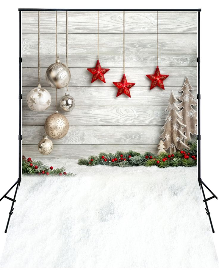 Sale HUAYI Art Fabric Christmas Backdrop Photography For Newborn Background XT 4338. Click visit to read descriptions