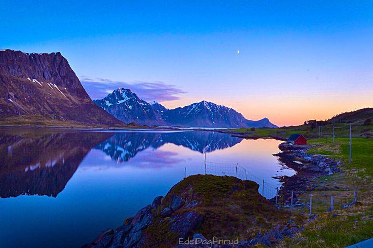 Edel Dagfinrud - #Lofoten
