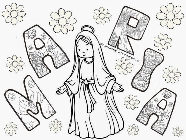 Parroquia La Inmaculada Recursos Para El Mes De Mayo