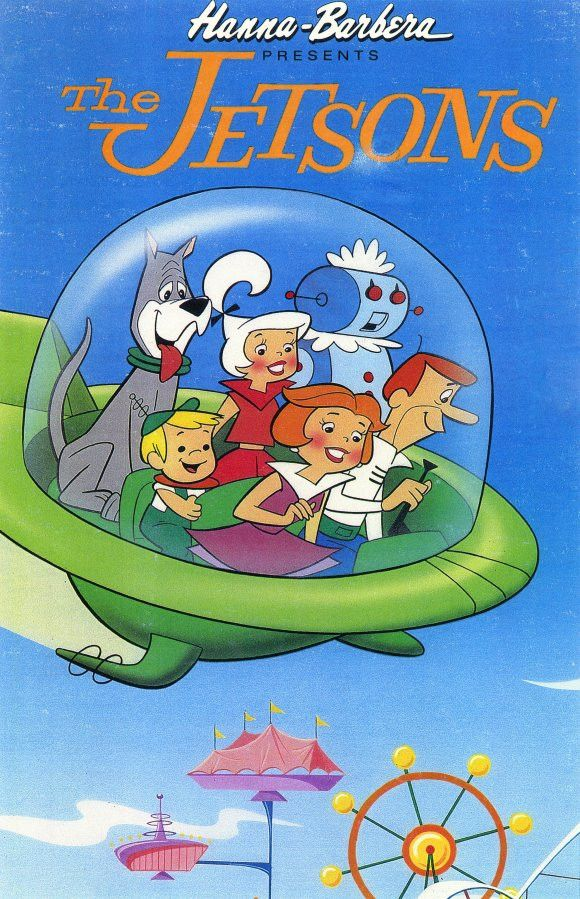 The Jetsons 11x17 Movie Poster (1962)