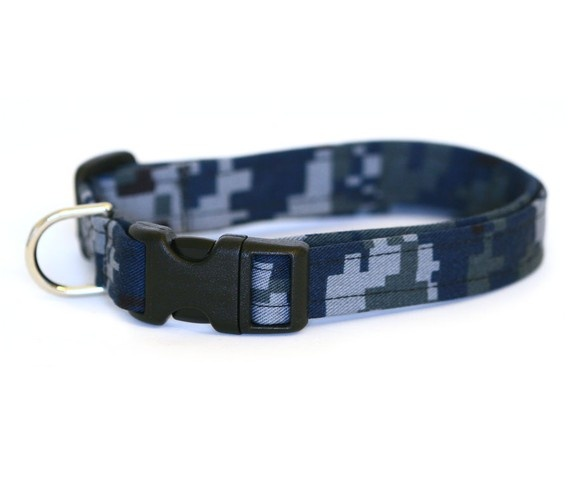 US Navy NWU dog collar