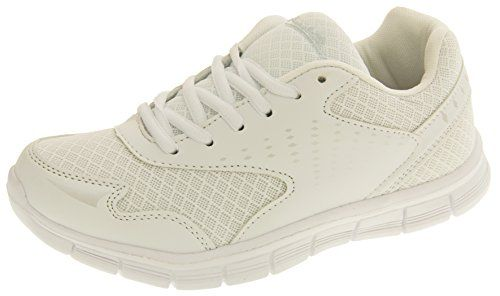 Annabelle Ladies White Trail Ii Sneakers 10 BM US * To view further for this item, visit the image link.
