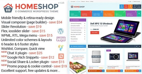 Download Home Shop  WooCommerce Theme v1.4.8 Download Home Shop  WooCommerce Theme v1.4.8 Latest Version