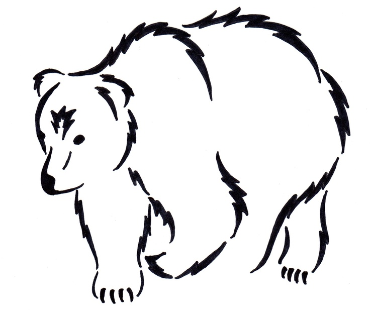 "My future ""mama bear"" tattoo. 