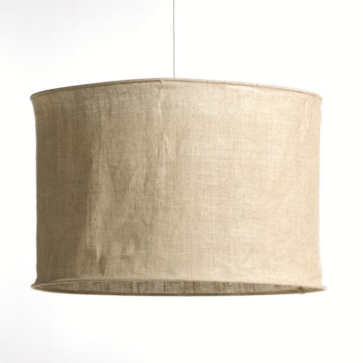 abat jour lino lin froiss am pm lamps pinterest lino abat jour et abat. Black Bedroom Furniture Sets. Home Design Ideas