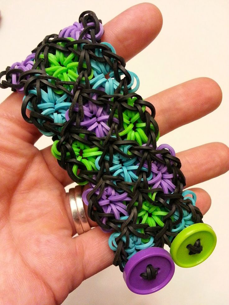 Crafting Fantastic: Rainbow Loom - Click for More...