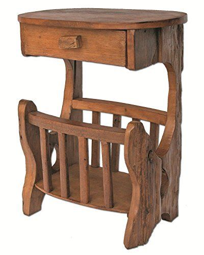 Southwestern Hand-Carved Magazine Rack, http://smile.amazon.com/dp/B001G0UXFK/ref=cm_sw_r_pi_s_awdm_ZHQDxbZHESSMY